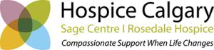 Hospice Calgary Logo